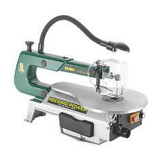 Order online at Screwfix.com. Solidly built saw with quick and easy blade change is ideal for intricate fretwork, embellishment and toy making. Includes a smooth and responsive variable speed function allowing cutting of woods, plastics and non-ferrous metals. Integral work light with support arm is adjustable to illuminate the workpiece from any angle, eliminating troublesome shadows. Built-in dust blower automatically removes waste and a hold-down clamp secures it in place. Will accept…