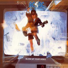 Rock Album Artwork: AC/DC