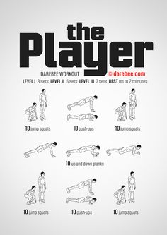 The Player Workout