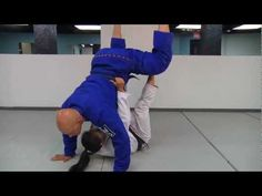 A butterfly guard tutorial from black belts Stephen Kesting and Emily Kwok