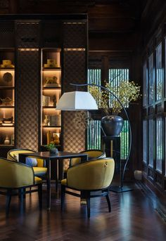 5 Luxury Design Projects Made By The World's Best Interior Designers Chinese Interior, Asian Interior, Restaurant Interior Design, Best Interior, Luxury Interior, Modern Interior Design, Interior Design Inspiration, Asian Home Decor, Decoration Inspiration