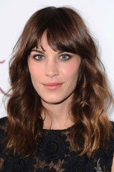 This haircut will be my reward to myself when I loose some weight... minus the bangs