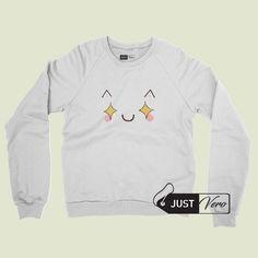 Sweatshirt cute face dr phil three