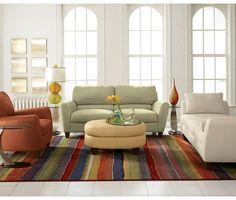 almafi leather sofa living room furniture collection living room sets u0026 collections furniture - Macys Living Room Furniture