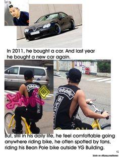 He still riding bike | allkpop Meme Center