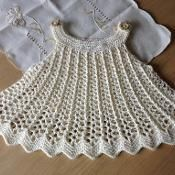 Crocheting: Swing Dress Dress or Top PDF 12-054
