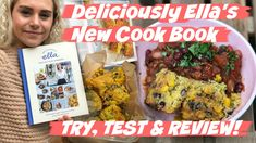 Check out my new video, trying out Deliciously ella's new vegan cook book! Vegan Food, Vegan Recipes, Deliciously Ella, Beef, Cooking, Check, Youtube, Decor, Meat