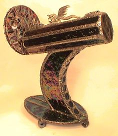 "Collectable Kaleidoscope, ""Midnight Dream"" By Kaleidoscope Artist, Al Crandell."