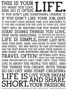 life rules