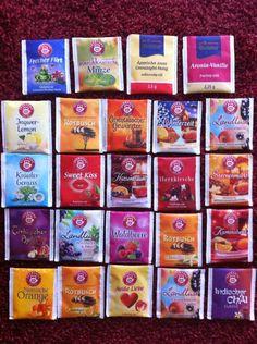 Adventskalender Teebeutel Teekalender (Teekanne /Meßmer)