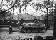 Jagdpanzer na Panzer IV podvozku