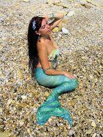 Burlesque Palermo : Animazione Feste Palermo con una vera Sirena