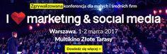 III edycja konferencji I marketing & social media już 1 marca w Warszawie!
