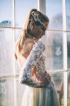 Maria Senvo ~ Simple and Glamorous Luxury Bridal Wear