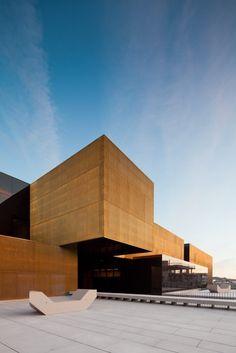 Plataforma das Artes e Criatividade para a Capital Europeia da Cultura | Pitágoras Arquitectos