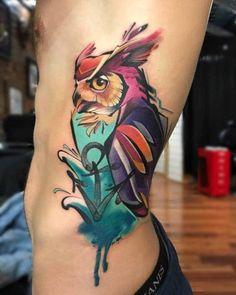 Unique Owl Tattoos | Best Tattoo Ideas Gallery