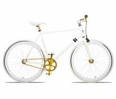 """The Delano """"The 'fixie' has become a popular alternative among mainly urban cyclists, offering the advantages of simplicity compared with the standard multi-geared bicycle. Bmx, Fixed Gear Bike, 3d Models, Cafe Racer, Bike Design, Cool Bikes, Gears, Transportation, Cool Stuff"""