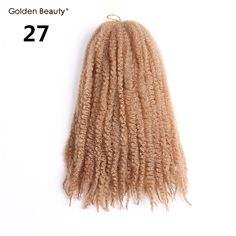 18inch marley braid hair (30strands/pack)