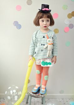 Schlemmumm hip-cover www.e-annika.com 14SS Annika Korean adorable children fashion brand
