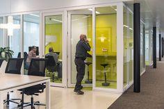Regional offices Enexis | Studio Groen+Schild