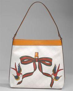 Bag - #Gucci #Leather #Handbag