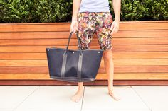 Those butterfly shorts though. http://www.thecoveteur.com/jeffrey-kalinsky-new-york/