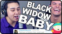 Black widow quot iggy azalea improv impersonation challenge cover live
