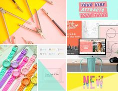 A COLLECTION OF MOOD BOARDS — June Mango Design Boutique