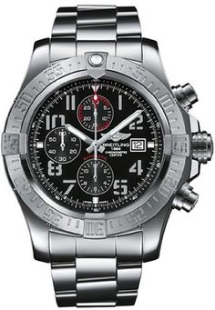 Breitling Super Avenger Ii Mens Watch A1337111/Bc28 - http://watchesntime.com/breitling-super-avenger-ii-mens-watch-a1337111-bc28-2/