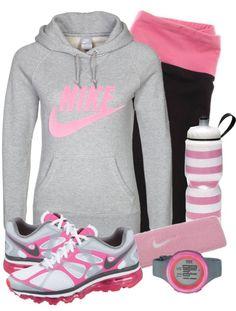 Comfy cute workout attire, workout wear, athletic outfits, athletic wear, a Sporty Outfits, Athletic Outfits, Athletic Wear, Cute Outfits, Gym Outfits, Sporty Clothes, Running Outfits, Comfy Clothes, Athletic Shoes