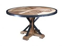 Idiom 54 Round Dining Table, Artistica