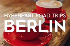 An exclusive first look at some our favorite coffee spots in Berlin's most countercultural district.