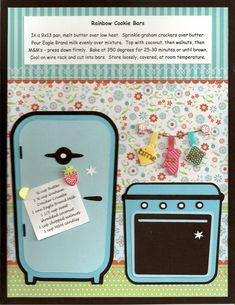 Cookbook Page - Scrapbook.com