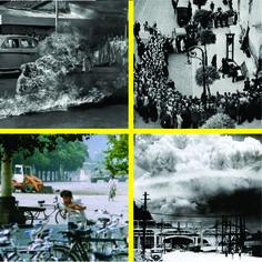 10 fotos mais importantes da história.  A invenção da fotografia nos permitiu documentar vários momentos históricos. Alguns nos fazem lembrar o quanto evoluimos, enquanto outros nos fazem lembrar de momentos que preferimos esquecer. Conheça agora as 10 fotografias mais importantes da história:
