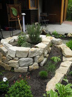 Finde mediterraner Garten Designs: Kräuterspirale. Entdecke die schönsten Bilder zur Inspiration für die Gestaltung deines Traumhauses.