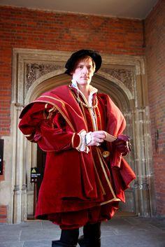 Tudor Christmas at Hampton Court Palace. Photography by Dan Osbaldeston.