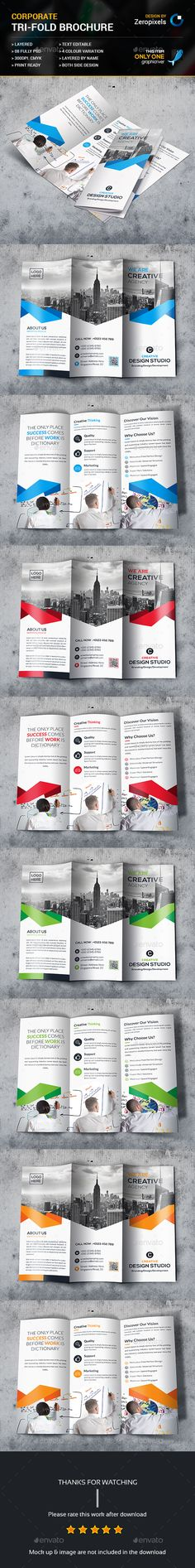 Trifold Brochure Template PSD. Download here: http://graphicriver.net/item/trifold/15953770?ref=ksioks