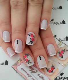 27 Modelos de Unhas com esmalte Branco Matte Nail Art, Pink Acrylic Nails, Wonder Nails, Wedding Nails Design, Flower Nail Art, Super Nails, Long Nails, Nail Art Designs, Nailart