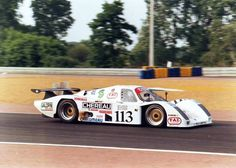 1990 Cougar C 20 B  Porsche (3.956 cc.) (T)  Philippe Farjon  Jean Messaoudi  Jean-Claude Andruet
