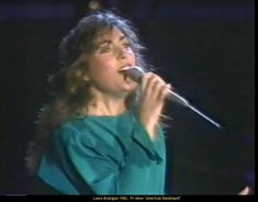 "Laura 1982, TV-show ""American Bandstand"""
