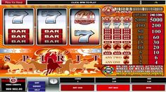 Release your spirit of fortune!   Free Spirit Wheel of Wealth is a story about a wild horse which brings luck. Try it and enjoy this amazing #slotmachine by #Microgaming!