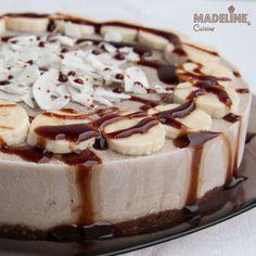 Sweets Recipes, Raw Food Recipes, Cake Recipes, Cooking Recipes, Desserts, Banana Coconut Cake, Raw Banana, Yummy Food, Tasty