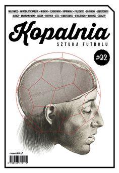 """""""Kopalnia. Sztuka futbolu"""" #2 SPORTOWA KSIĄŻKA .PL"""