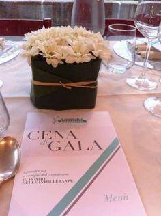 """Una bellissima serata con """"Il Mondo delle intolleranze"""" presso il Ristorante del Golf club di Carimate. http://www.ipasticciditerry.com/mondo-delle-intolleranze-cena-gala-2/"""