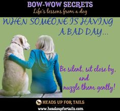 BOW WOW secrets from HUFT
