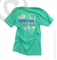 Alpha Gamma Delta Perfrection By Selection Shirt