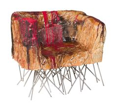 Zombie furniture by Benjamin Rollins Caldwell