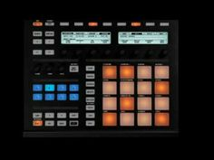 Beat Drum Machine For Music Producers NI MASCHINE          NI MASCHINE  Maschine is a drum groove sequencer that can be the control center of your music production studio. It's a fully integrated beat production software complete with hardware!