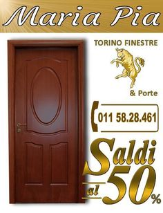 porte interne Maria Pia torino Turin, Stores, Hand Lettering, Tall Cabinet Storage, Home Decor, Solid Wood, Store, Indoor Gates, Fishing Line