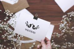 handmade valentine's day cards | Rosemarine